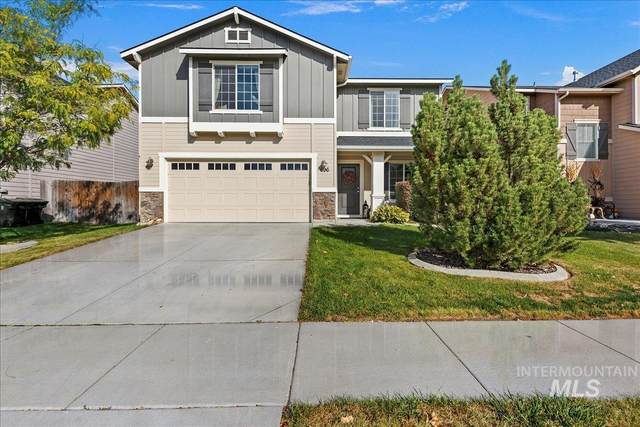 696 W Archerfield St, Meridian, ID 83646 (MLS #98822218) :: Bafundi Real Estate