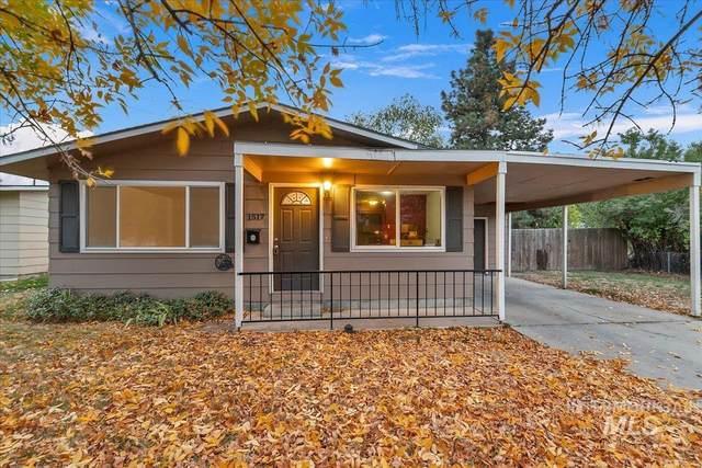 1517 W Marilyn Cir, Boise, ID 83705 (MLS #98822219) :: Boise River Realty