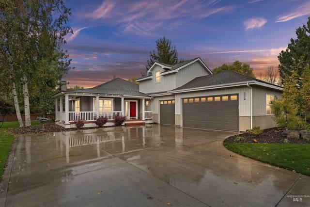 372 W Colchester Dr., Eagle, ID 83616 (MLS #98822231) :: Idaho Real Estate Advisors