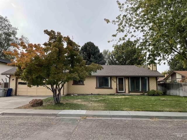 515 E 14th N, Mountain Home, ID 83647 (MLS #98822237) :: Idaho Real Estate Advisors