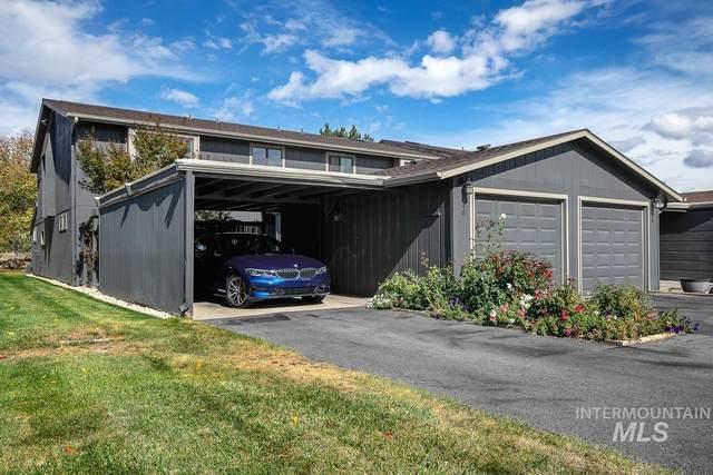 4400 W Pasadena Dr #40, Boise, ID 83705 (MLS #98822240) :: Build Idaho