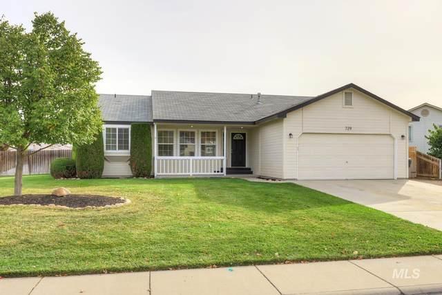 729 W. Sunwood Ct., Kuna, ID 83634 (MLS #98822242) :: Jon Gosche Real Estate, LLC