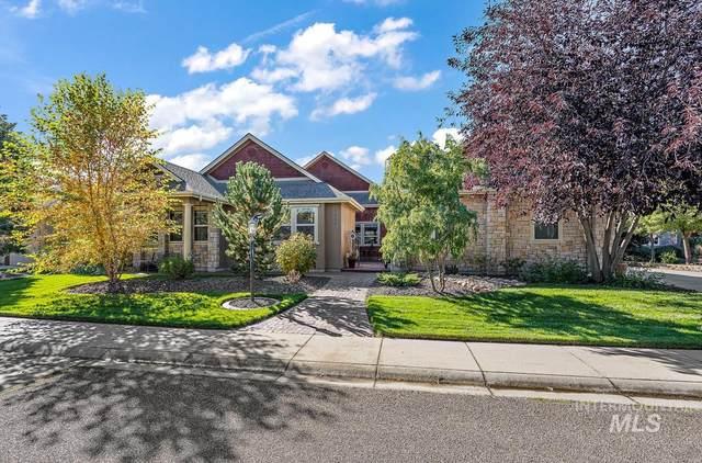1461 W Oakhampton Dr, Eagle, ID 83616 (MLS #98822247) :: Build Idaho