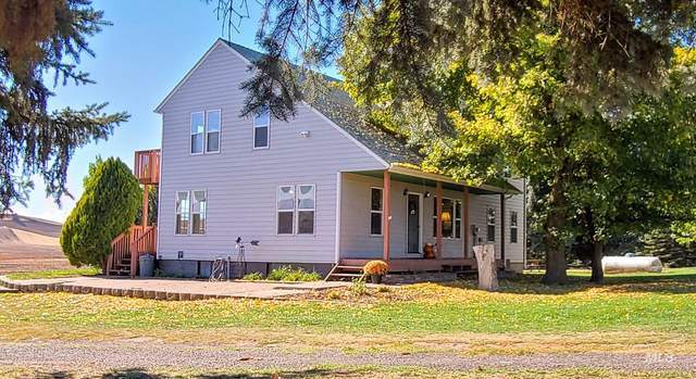 4402 Becker Rd. #0, Colton, WA 99113 (MLS #98822251) :: Full Sail Real Estate