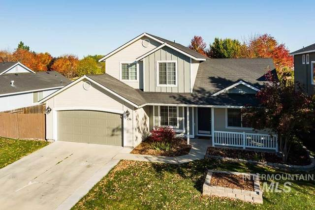 136 E Cornell Dr., Meridian, ID 83642 (MLS #98822261) :: Epic Realty