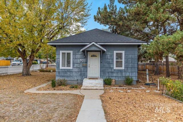 921 S Roosevelt St, Boise, ID 83705 (MLS #98822289) :: Epic Realty
