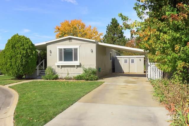 2725 N Five Mile Road #96 #96, Boise, ID 83713 (MLS #98822291) :: Bafundi Real Estate