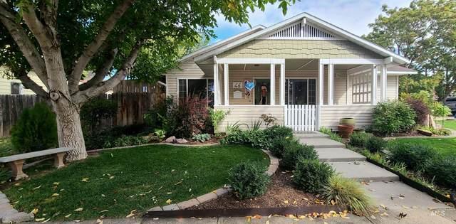 46 W Park St, Weiser, ID 83672 (MLS #98822296) :: Minegar Gamble Premier Real Estate Services