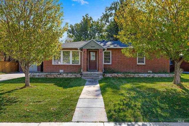 1016 S Cameron St, Boise, ID 83709 (MLS #98822307) :: Jon Gosche Real Estate, LLC