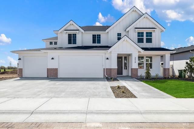 4053 W Wapoot St, Meridian, ID 83646 (MLS #98822308) :: Navigate Real Estate