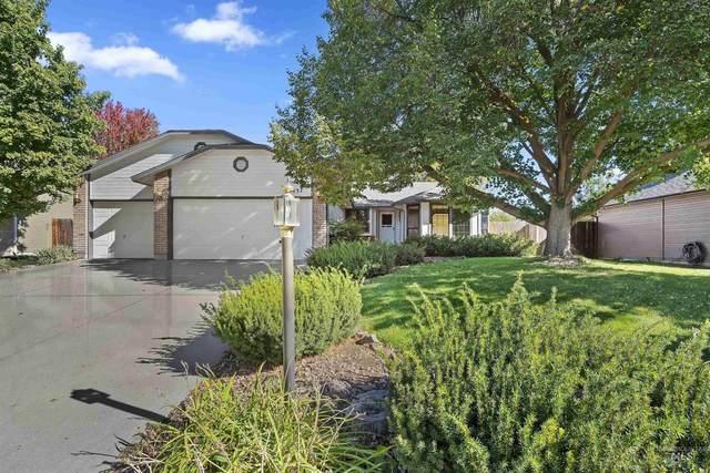 1437 E Falconrim Ct, Eagle, ID 83616 (MLS #98822320) :: Own Boise Real Estate