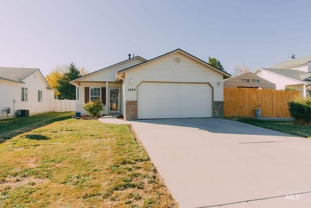 1825 W Grouse St, Nampa, ID 83651 (MLS #98822324) :: Jon Gosche Real Estate, LLC