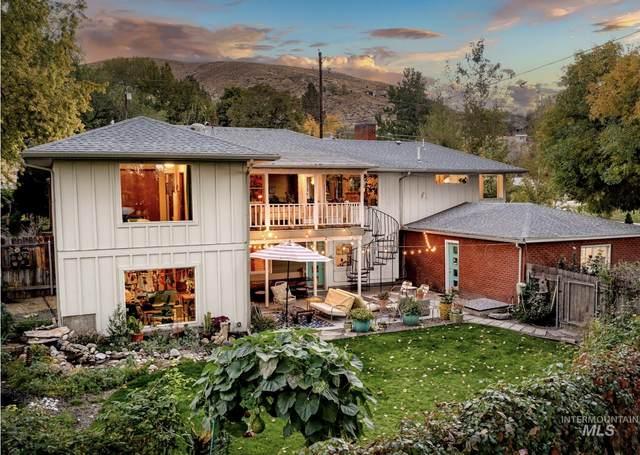 2801 W Hill, Boise, ID 83703 (MLS #98822328) :: Build Idaho