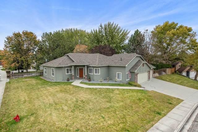 2897 E Fern Brook Drive, Eagle, ID 83616 (MLS #98822372) :: Build Idaho