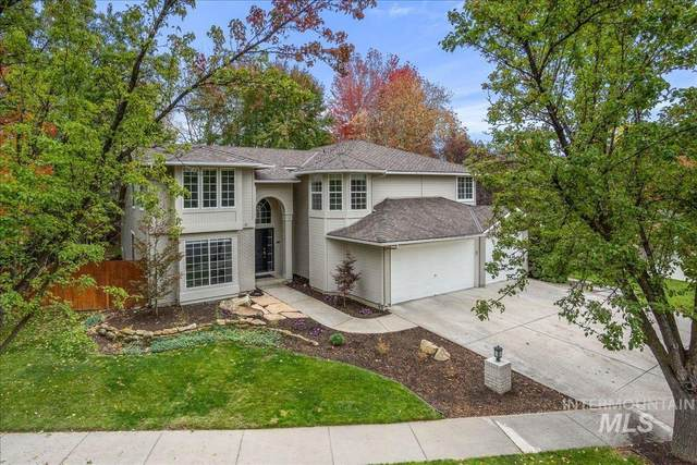 3662 N Bunchberry Way, Boise, ID 83704 (MLS #98822382) :: Team One Group Real Estate