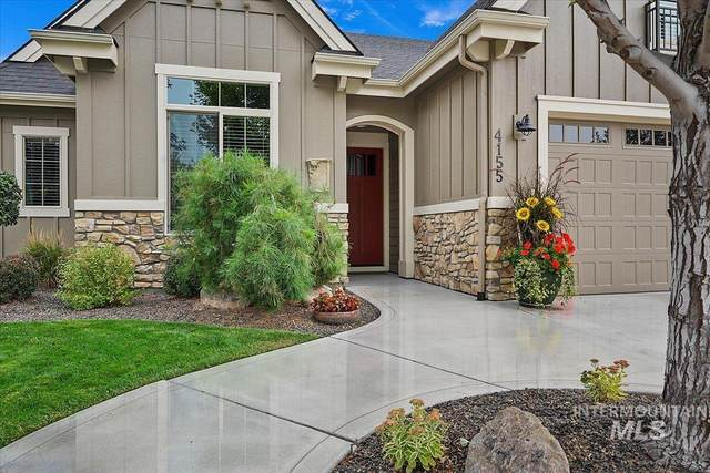 4155 W Greenspire Dr, Meridian, ID 83646 (MLS #98822388) :: Boise River Realty