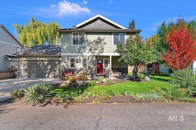 3208 W Bellomy Ln, Boise, ID 83703 (MLS #98822410) :: Build Idaho