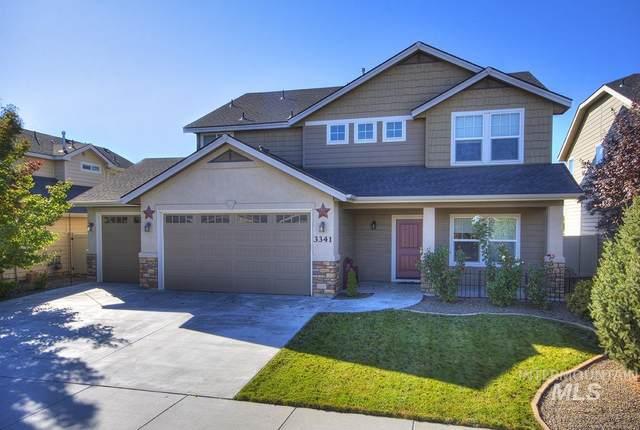3341 S Arno Ave, Meridian, ID 83642 (MLS #98822432) :: Michael Ryan Real Estate
