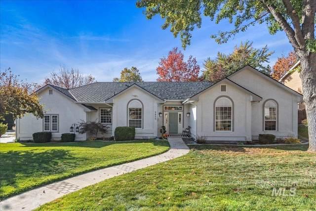 4855 N Knollwood, Boise, ID 83703 (MLS #98822434) :: Full Sail Real Estate