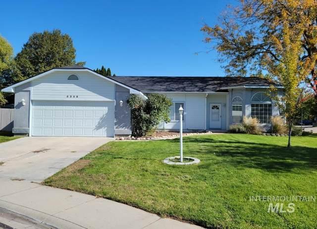 5308 N Black Spruce Pl, Boise, ID 83713 (MLS #98822436) :: Epic Realty