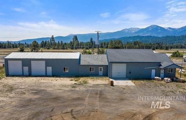 1472 S Main St, Cascade, ID 83611 (MLS #98822440) :: Idaho Real Estate Advisors