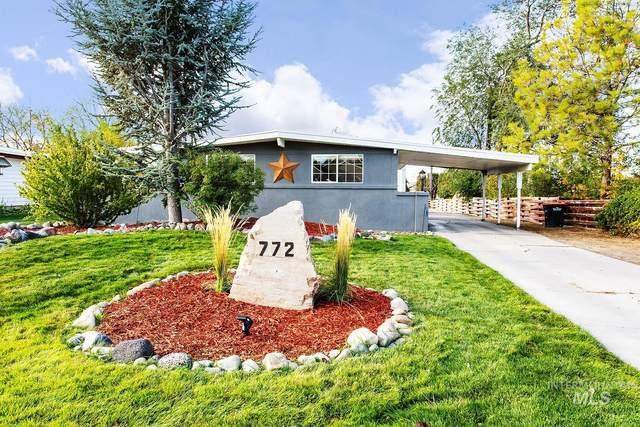 772 Greenwood Drive, Twin Falls, ID 83301 (MLS #98822444) :: Epic Realty