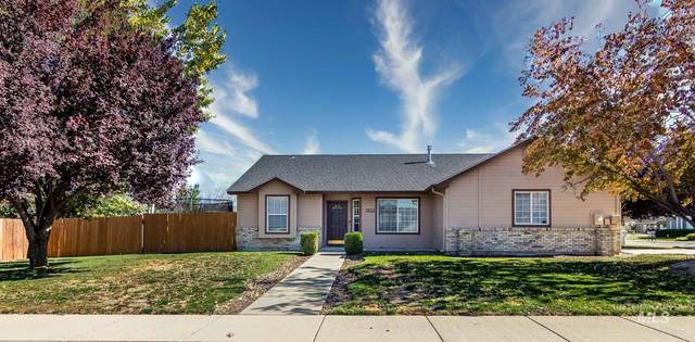 3222 S Harbour Springs St., Nampa, ID 83686 (MLS #98822445) :: Epic Realty