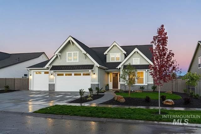 2696 N Rivington Ave, Eagle, ID 83616 (MLS #98822453) :: Build Idaho