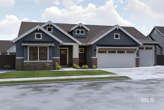 2545 N Fountainhead Way, Eagle, ID 83616 (MLS #98822458) :: Build Idaho