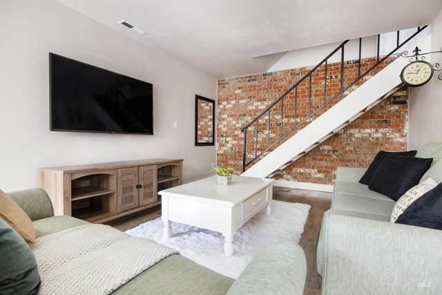 2114 S Leadville Ave, Boise, ID 83706 (MLS #98822461) :: Bafundi Real Estate