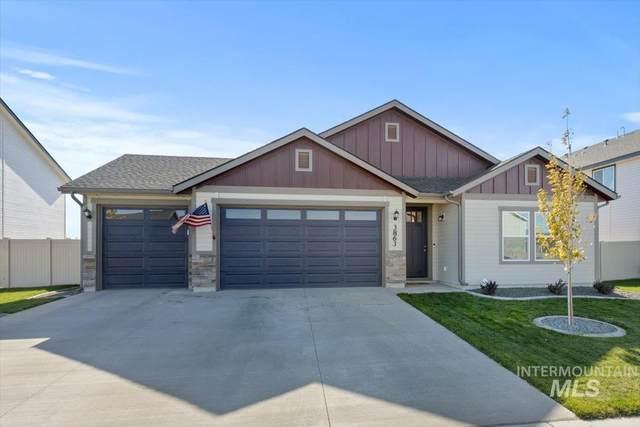 3863 E Hags Head St., Nampa, ID 83686 (MLS #98822463) :: Bafundi Real Estate