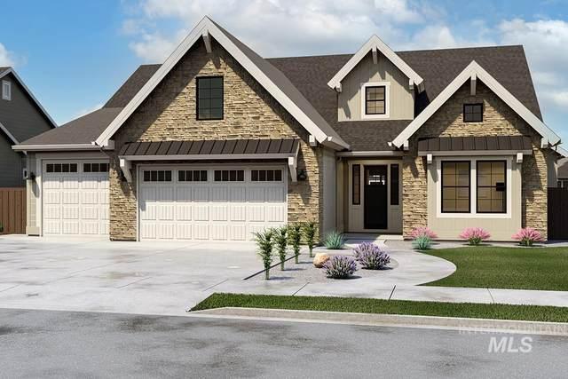 2569 N Fountainhead Way, Eagle, ID 83616 (MLS #98822466) :: Build Idaho