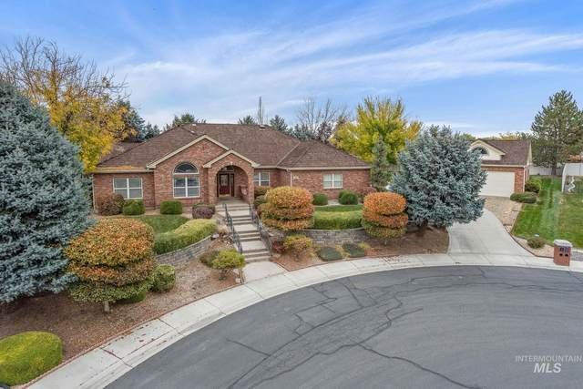 609 Whisperwood Pl, Nampa, ID 83686 (MLS #98822468) :: Jon Gosche Real Estate, LLC