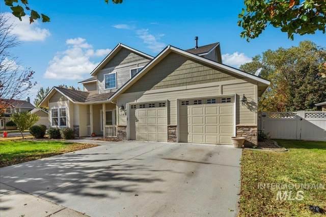 5309 N Mendelson Ave, Meridian, ID 83646 (MLS #98822469) :: Idaho Real Estate Advisors