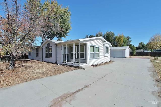 2516 S Pond St, Boise, ID 83705 (MLS #98822482) :: Michael Ryan Real Estate