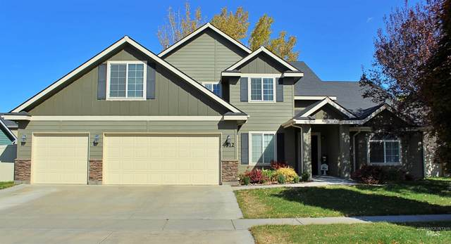 4512 E Concord Way, Nampa, ID 83686 (MLS #98822485) :: Epic Realty