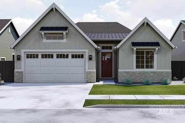 10429 Millgrain St., Nampa, ID 83687 (MLS #98822498) :: Michael Ryan Real Estate