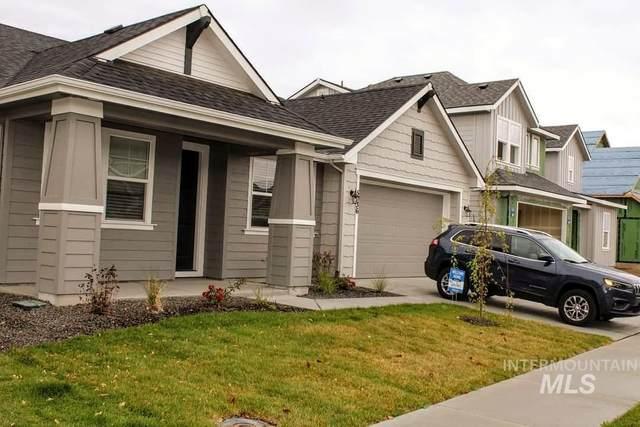 5736 W Riva Capri St., Meridian, ID 83646 (MLS #98822500) :: Jon Gosche Real Estate, LLC