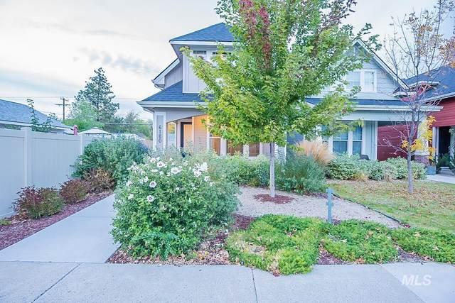 6180 W Primrose, Boise, ID 83704 (MLS #98822510) :: Idaho Life Real Estate