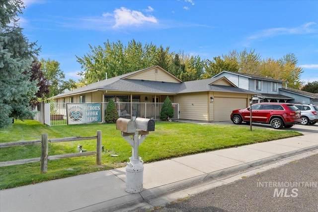 1455 W Kimra, Meridian, ID 83642 (MLS #98822514) :: Idaho Life Real Estate