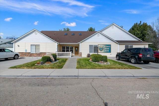 612 E Maryland, Nampa, ID 83686 (MLS #98822521) :: Team One Group Real Estate