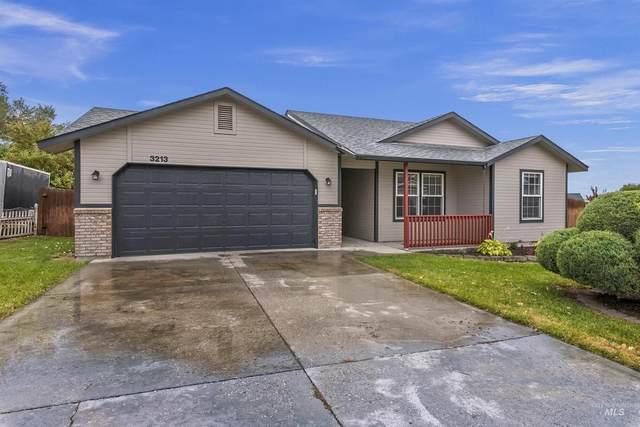3213 Robinhood Loop, Nampa, ID 83687 (MLS #98822523) :: Hessing Group Real Estate