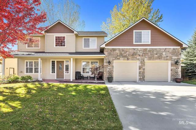8089 S Diego, Boise, ID 83709 (MLS #98822524) :: City of Trees Real Estate