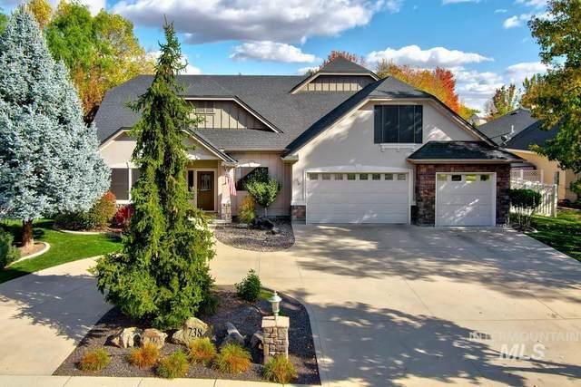 738 N Grey Pebble Way, Eagle, ID 83616 (MLS #98822525) :: Build Idaho