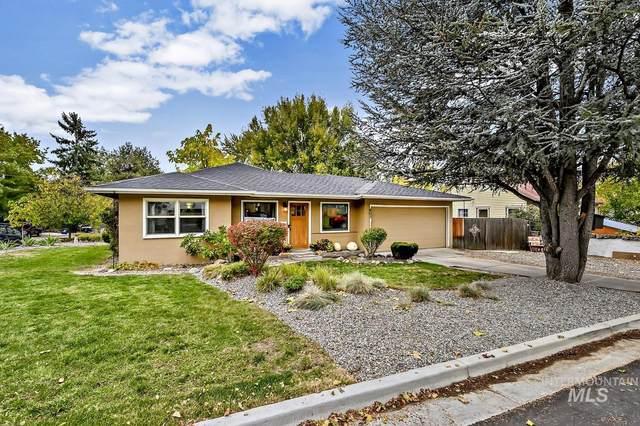 401 W Pueblo St, Boise, ID 83702 (MLS #98822534) :: Build Idaho