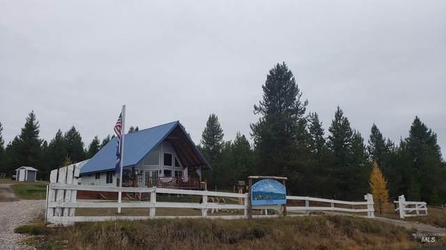 2461 Elk Creek Rd, Elk City, ID 83525 (MLS #98822540) :: The Bean Team