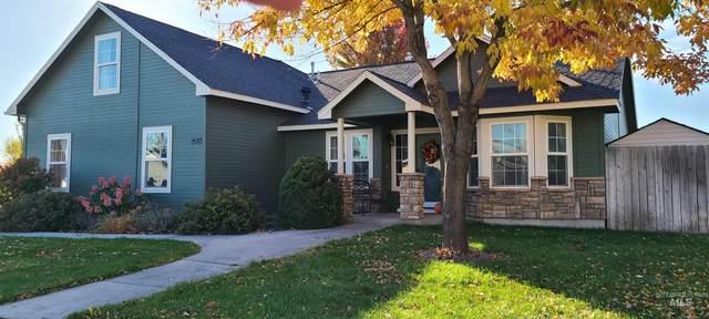 1533 Rainbow Trout St, Meridian, ID 83642 (MLS #98822542) :: Full Sail Real Estate