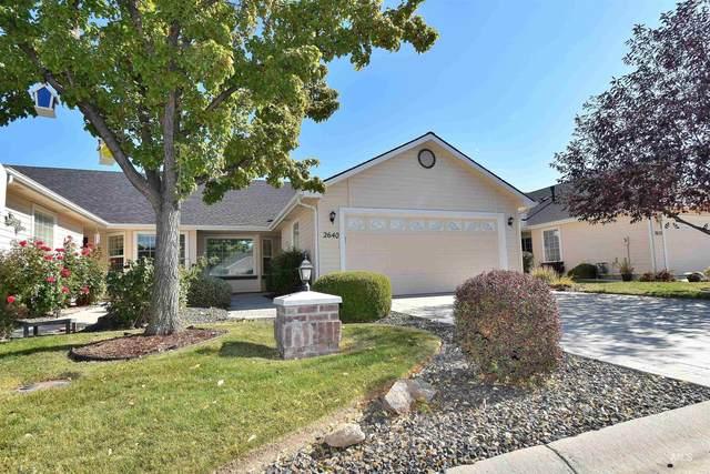 2640 N Englewood Way, Meridian, ID 83646 (MLS #98822549) :: Team One Group Real Estate
