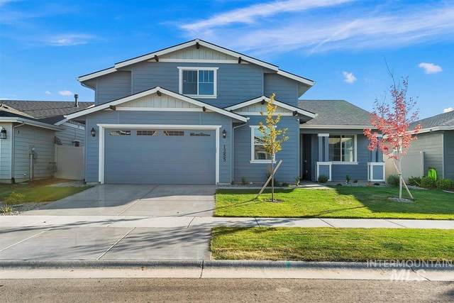 1255 E Whig Dr., Kuna, ID 83634 (MLS #98822552) :: Epic Realty
