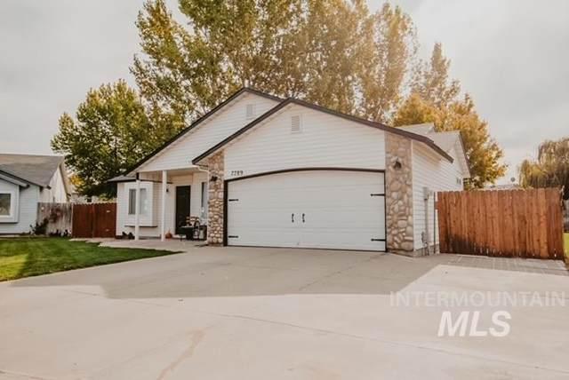 7789 E Mountain Oak Drive, Nampa, ID 83687 (MLS #98822576) :: Juniper Realty Group